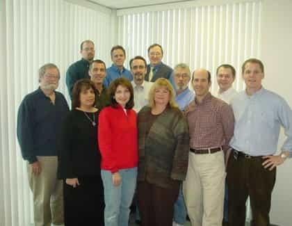The Caveon Family in 2003