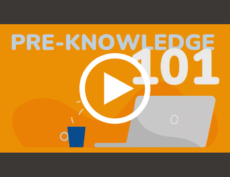 Play the Prior-Knowledge Video