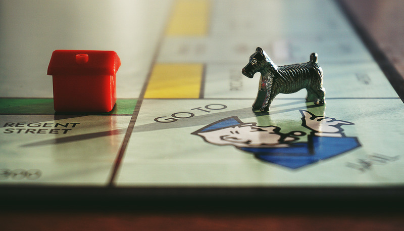 Test security is like a board game