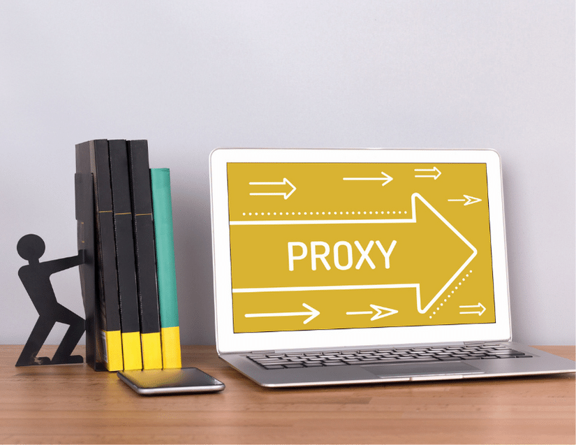 How to stop proxy test takers